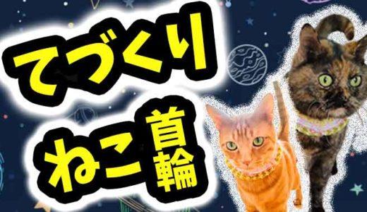 母さんが夜なべをしないで編んでくれた「猫用首輪」を愛猫につけたら…?